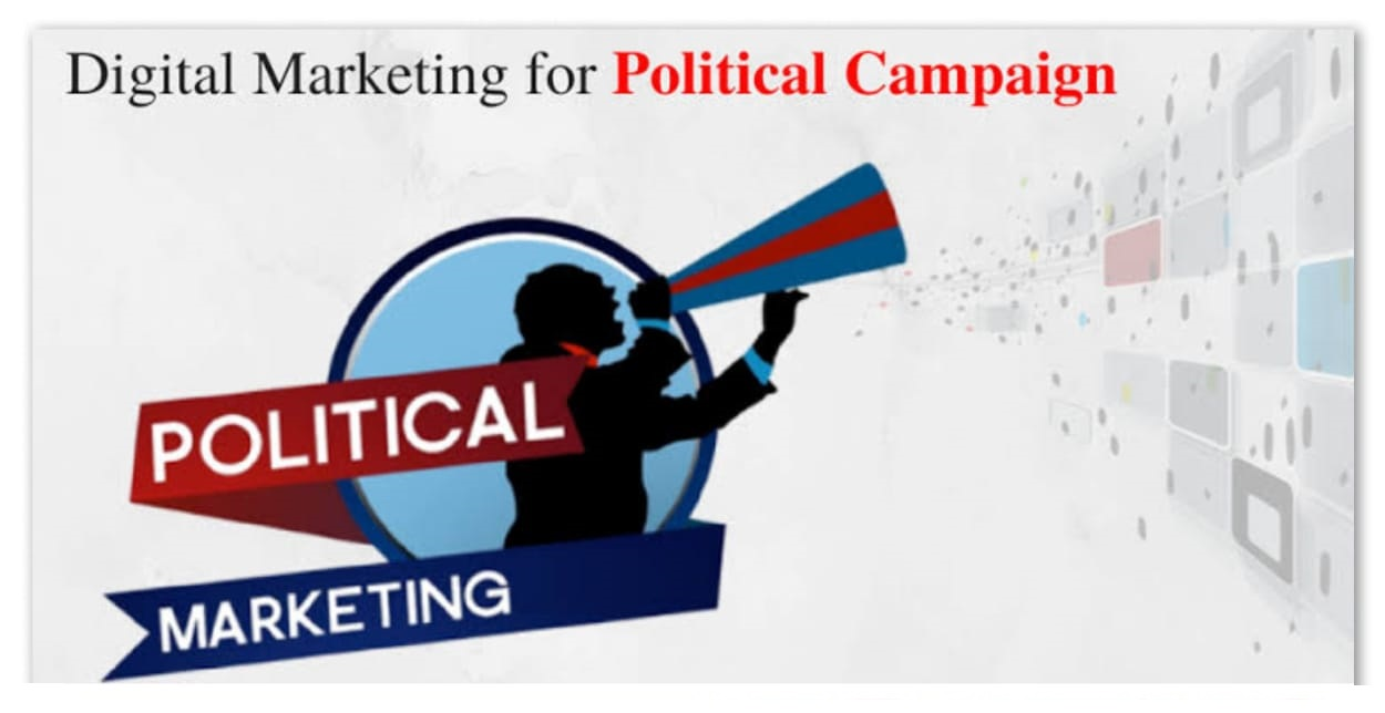 Politics and Digital Marketing Goes Hand in Hand