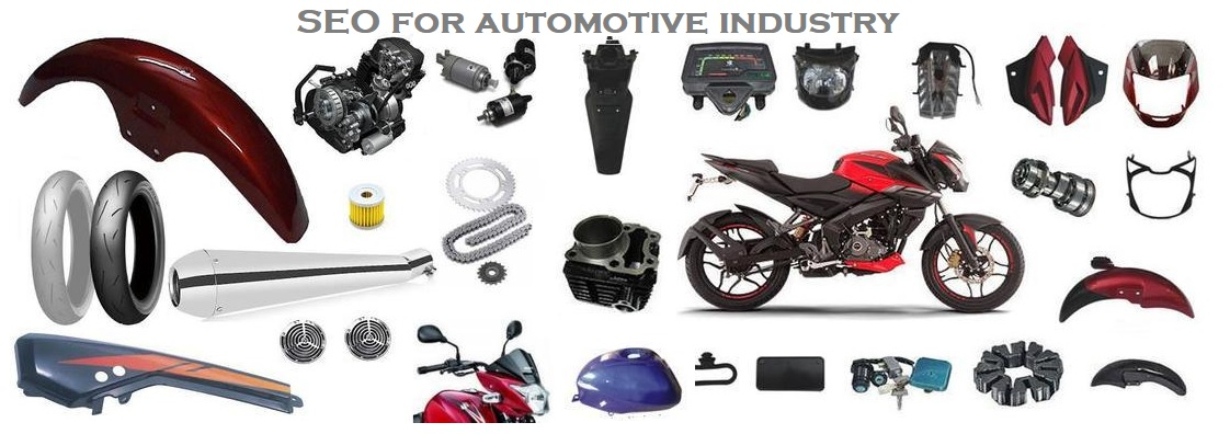 Benefits of Online Marketing for Two-Wheeler Spare Parts Industry